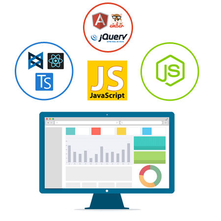 JavaScript web application