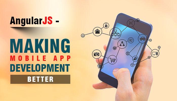 angularjs mobile app development