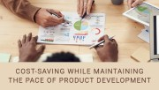 Cost-Saving While Maintaining The Pace Of Product Development