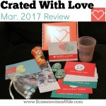 Crated With Love Review: My Kaizen Crush (Mar. '17), aka our date night fight