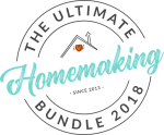2018 Ultimate HOMEMAKING Bundle Review – Eh. Don't Buy It. Unless You Reeeally Want To?