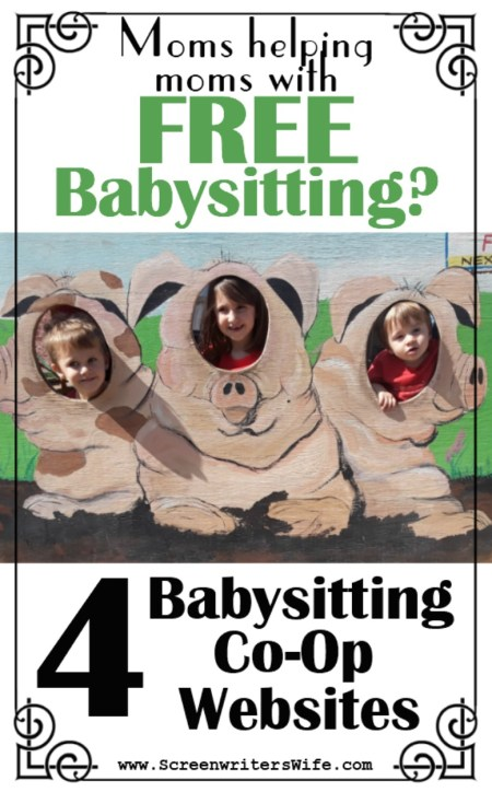 Why Babysitting Co-Ops Need to Be a Bigger Thing (Y'all. It's Free Babysitting!)