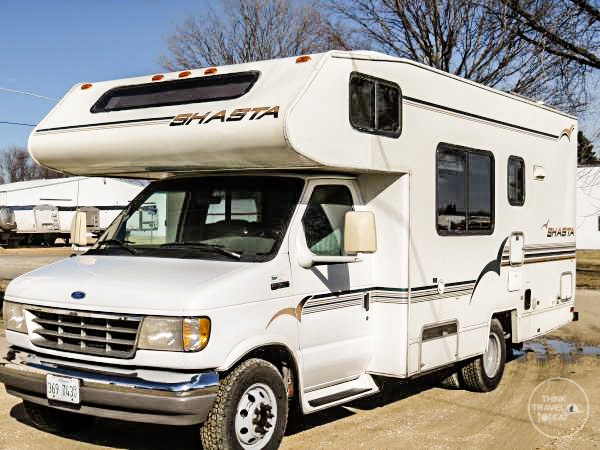 We Bought An RV: Meet Shasta! - Think Travel Eat