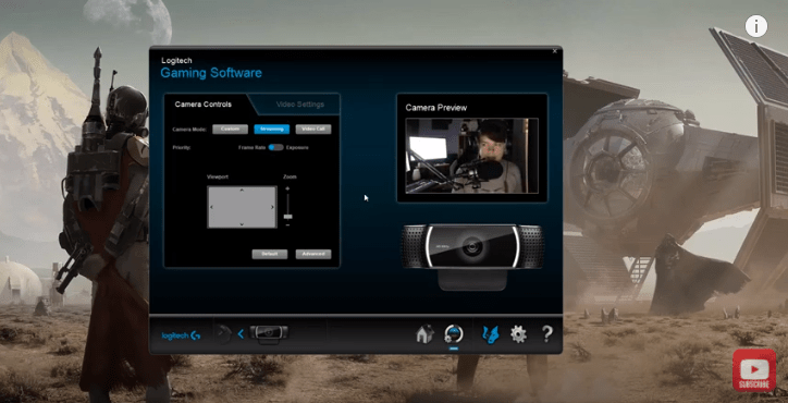 How to Adjust Your Logitech Webcam Settings