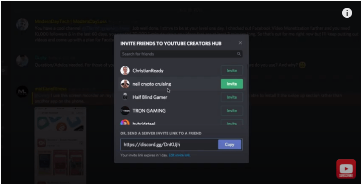 How to Invite People to Your Discord Server