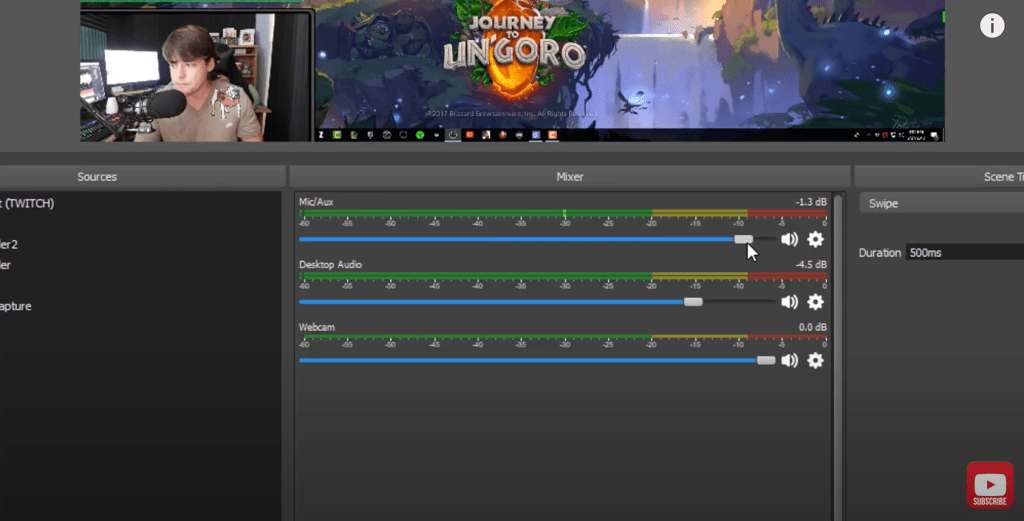 best OBS settings and filters