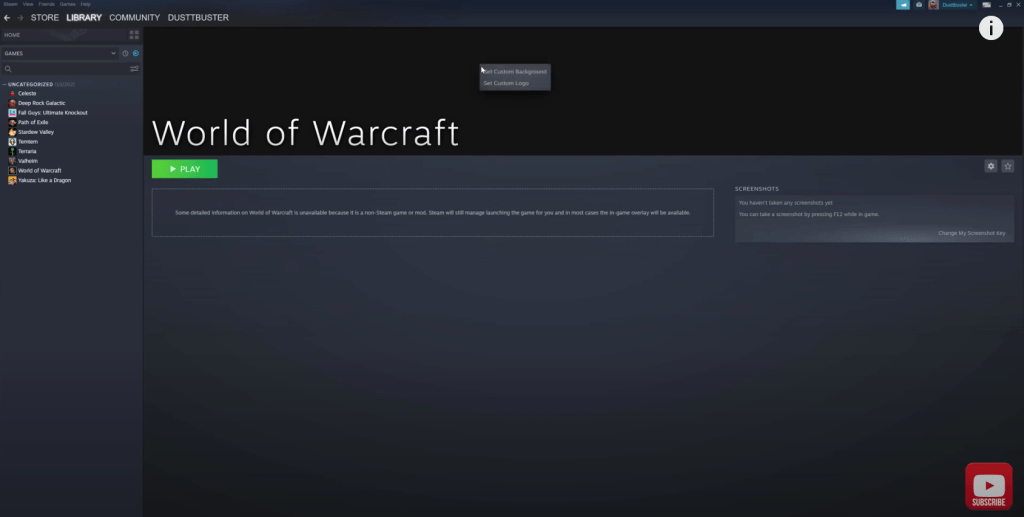 How To Add Non Steam Games To Steam