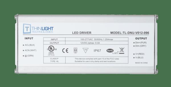 LED Driver 96 Watts