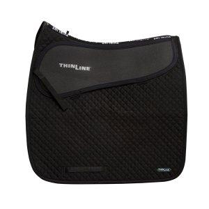 ThinLine Dressage Saddle Pad Black
