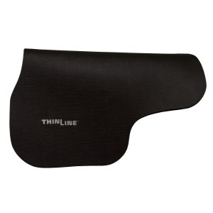 ThinLine Contoured Basic Pad Black