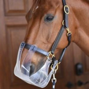 ThinLine Flexible Slow Feed Grazing Muzzle