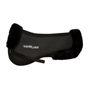ThinLine Trifecta Cotton Half Pad Black