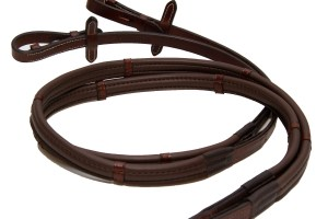 ThinLine English Reins Non Slip Brown