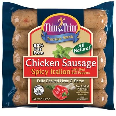 Spicy Italian Chicken Sausage