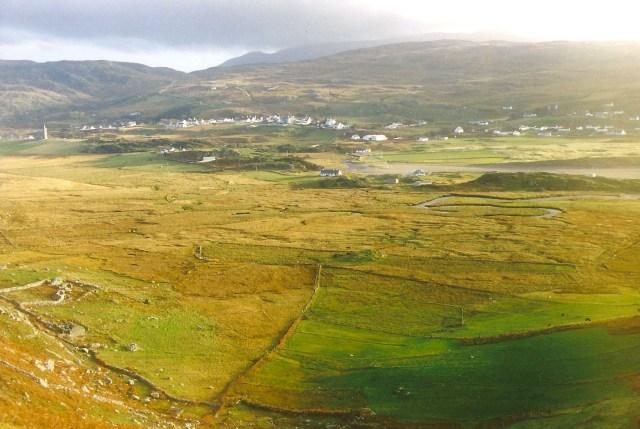 The Glen - Glencolumbkille - County Donegal