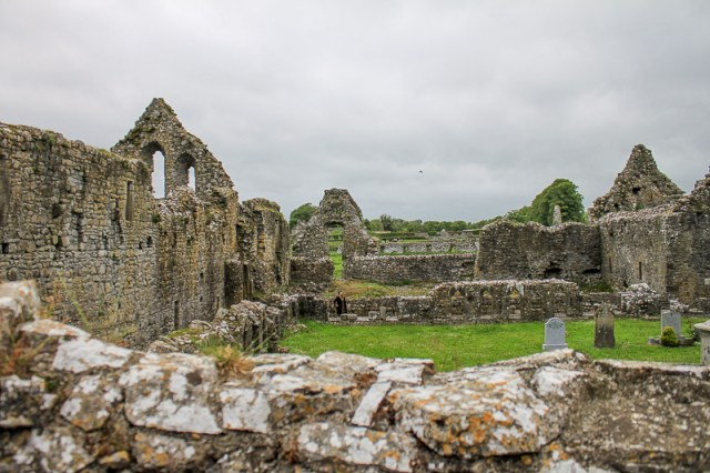 Athassel Priory Cloister Garth