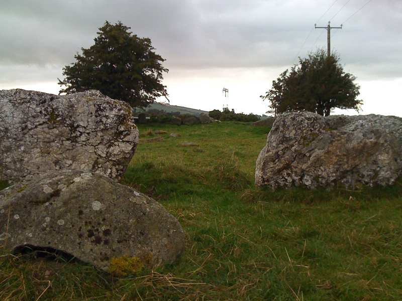 Castleruddery Quartz Portal Stones
