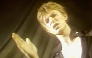 David Bowie – 'Fashion' promo video
