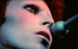David Bowie performs 'My Death' at the Hammersmith Odeon