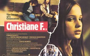Christiane F. movie poster