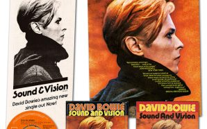 David Bowie - Sound and Vision - Promo materials