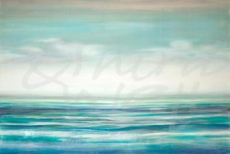 """""""Teal Tides"""" by Pablo Rojero"""