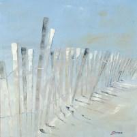 """""""Ocean Fence"""" by John Burrows"""
