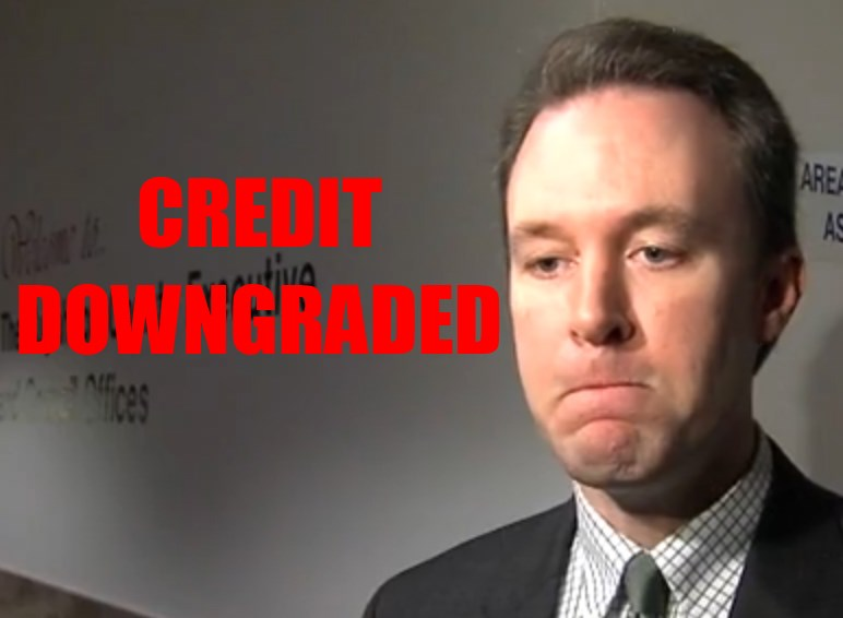 Under Ed Fitzgerald, Cuyahoga County's credit has been downgraded