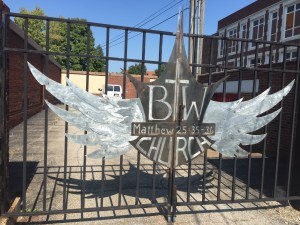 Beyond the Walls Church, Elyria Ohio - Third Base Politics Photo
