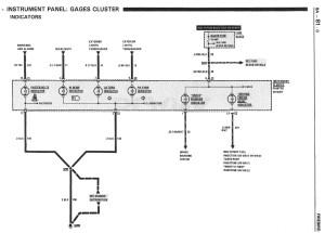 wiring diagram for the digital dash88 gta  Third