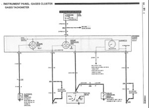 wiring diagram for the digital dash88 gta  Third Generation FBody Message Boards