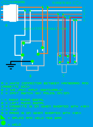 How to add an auxiliary input on an original Delco unit ? SOLVED WITH DIAGRAM !  Third