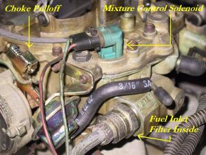 Carb 305 chevy engine wiring diagram  Diagrams online
