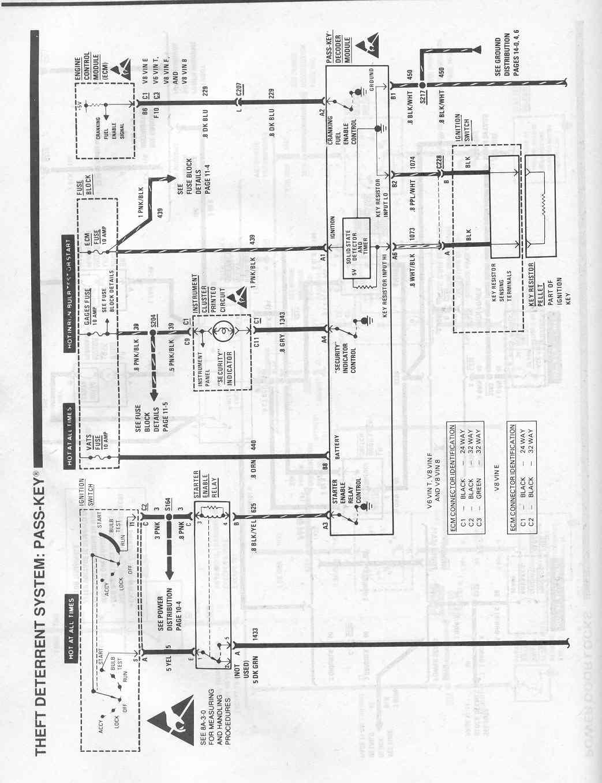 Camaro Vats Wiring Diagram