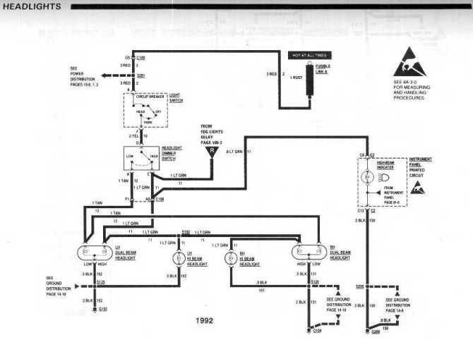 91 camaro headlight wiring diagram  wiring diagram solid