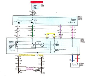 Blazer Rear Wiper Motor Wiring Diagram 1993 | Wiring Library