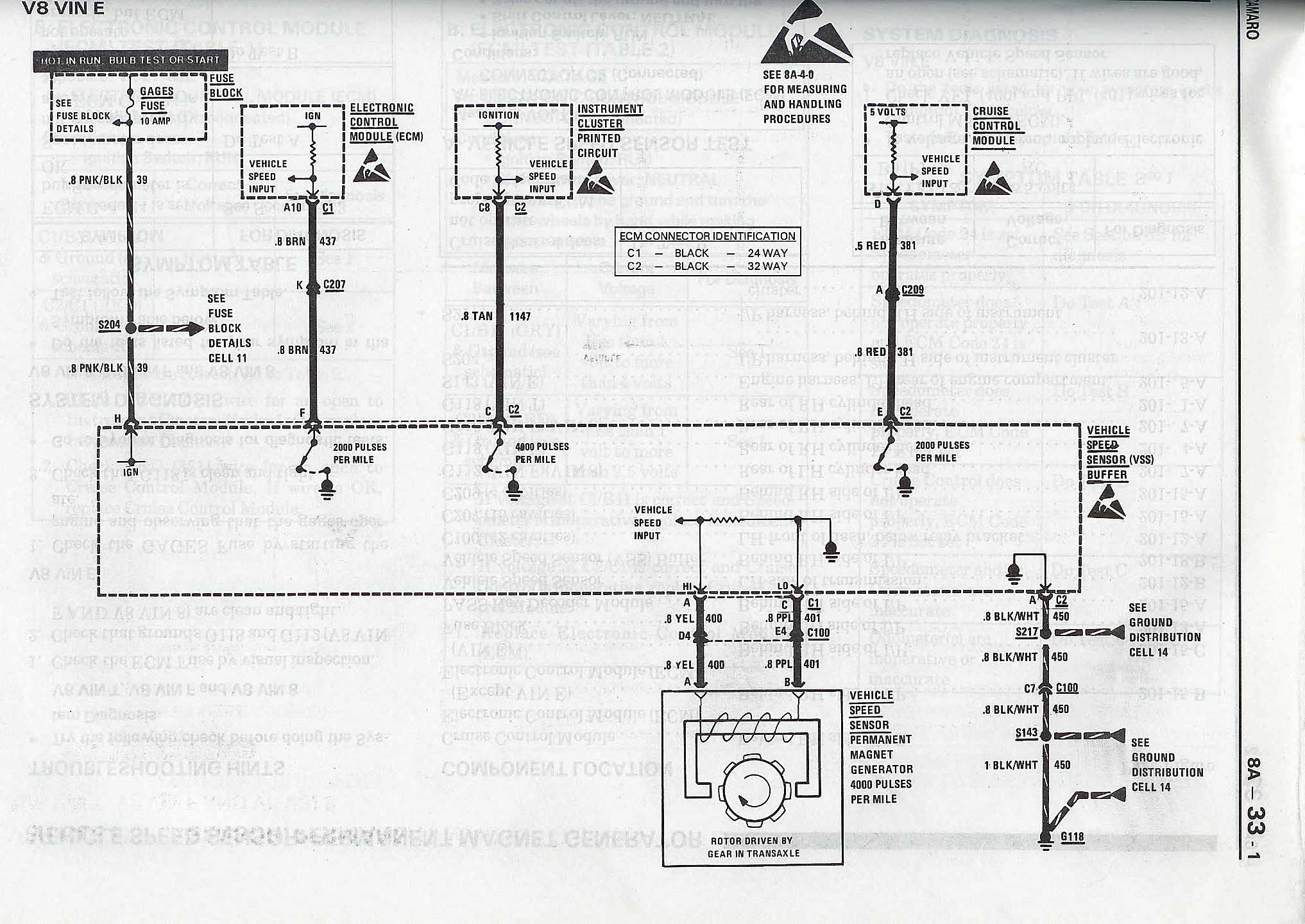 Vss Wiring Verification Help