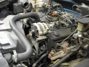 Illinois 1994 TBI 350 engine parts, have everything
