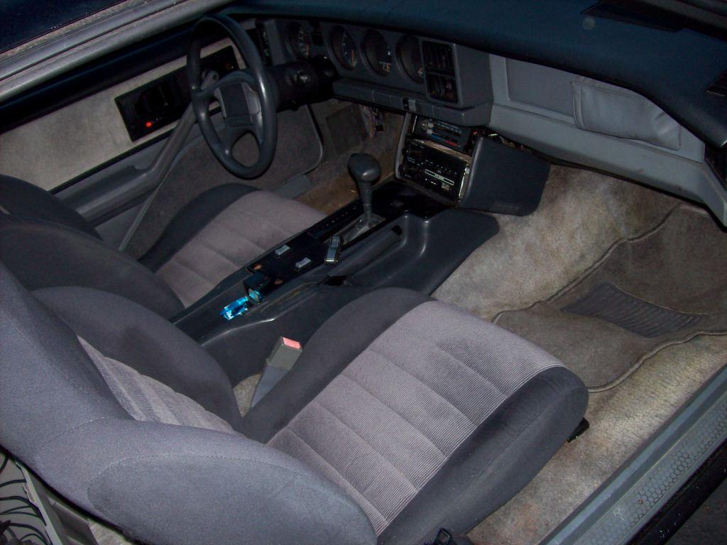 Third Gen Camaro Interior Kit