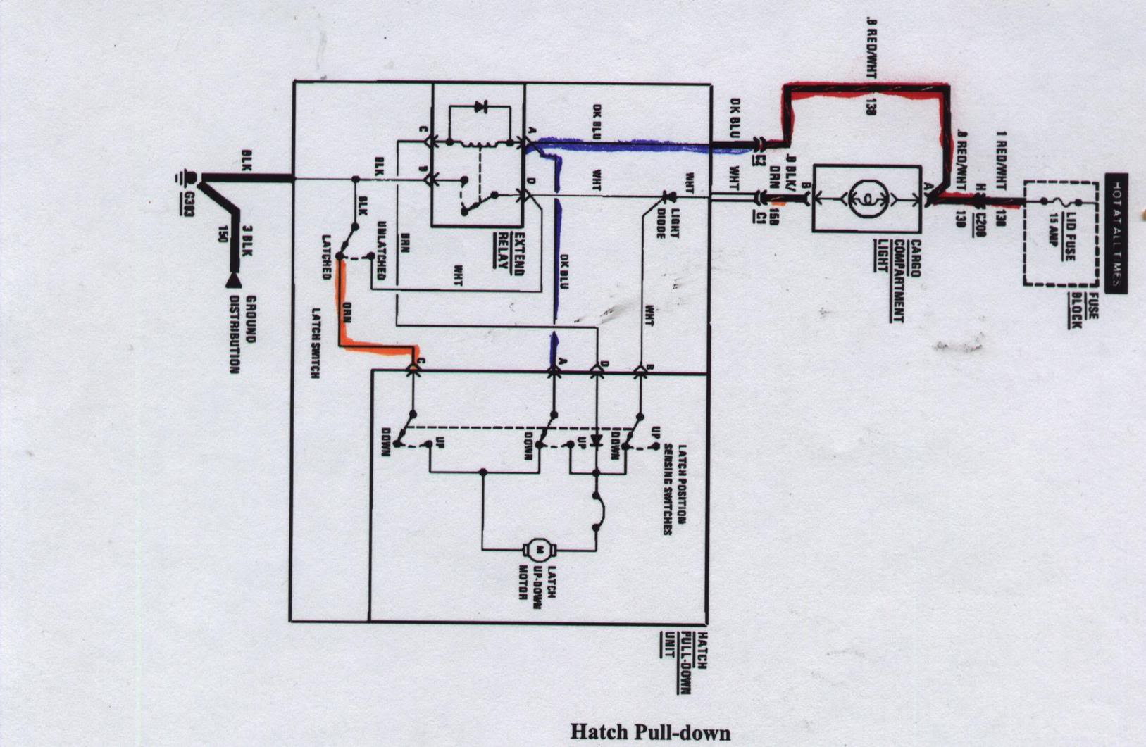 Gm Wiring Schematics