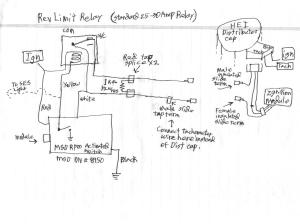 Howto: make inexpensive revlimiter for GM HEI with