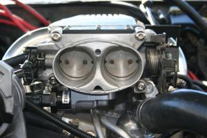 Custom Throttle Body Coolant Bypass  Third Generation F