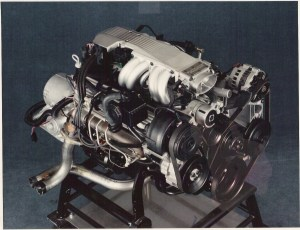 Tuned Port Injection  30 years old  Third Generation F
