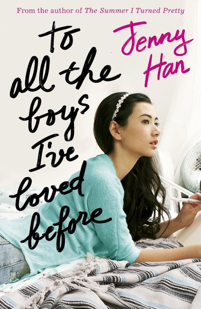 Image result for to all the boys i've loved before cover