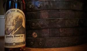 Pappy Van Winkle bottle