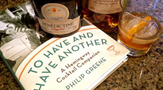 Cognac and Benedictine, Hemingway