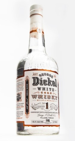 Dickel White Whisky