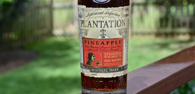 Plantation Rum Pineapple