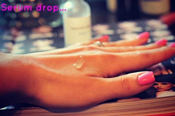 HA drop
