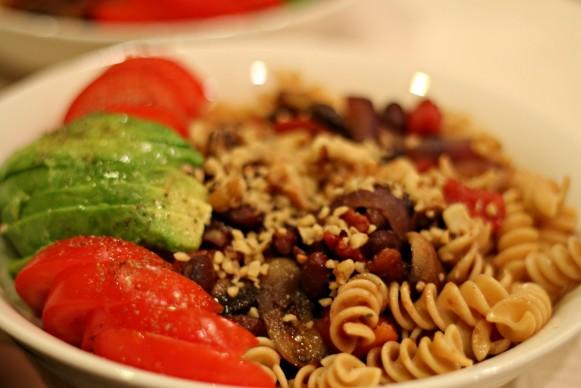 vegetarian dish easy